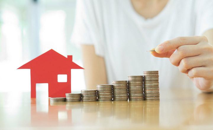 """Kinh nghiệm vay mua nhà không lo nợ """"đè đầu cưỡi cổ"""""""