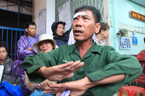"""Lũ dữ miền Trung: Tang thương xóm nghèo dưới """"tử địa"""" lở núi"""