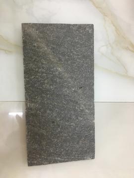 Gạch trang trí 10x20 đá tự nhiên xanh rêu 001