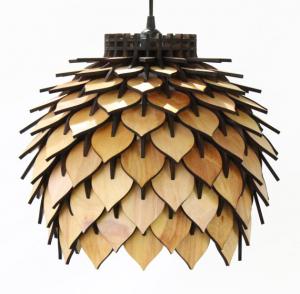 Đèn Gỗ Woodlamp Tr001