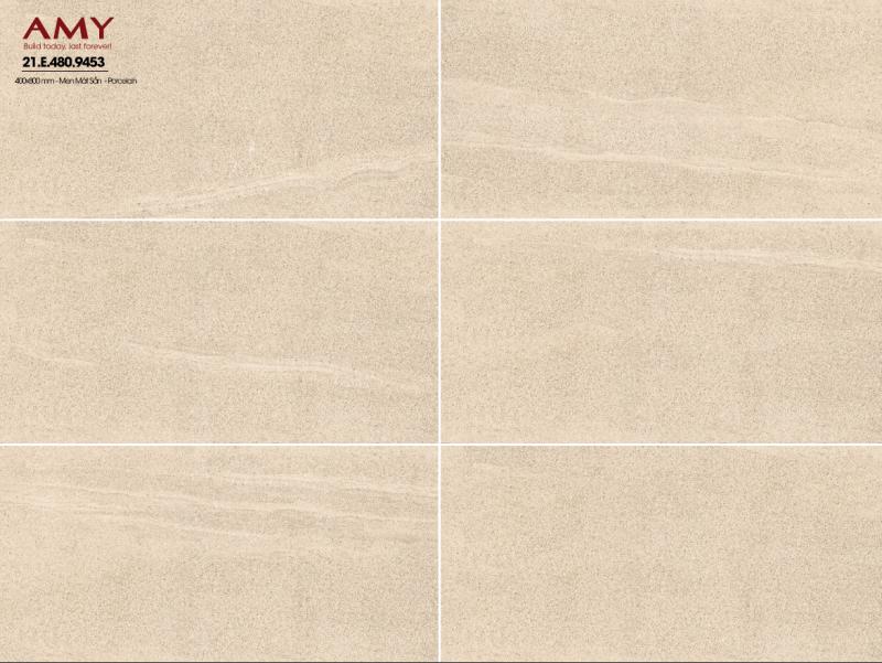 Gạch ốp lát Á Mỹ 400mm*800mm AM 9453