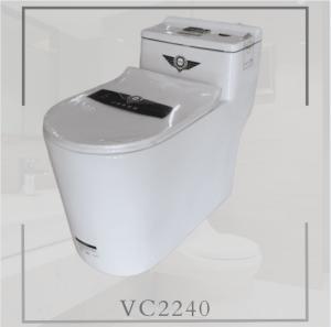 BỒN CẦU 1 KHỐI CAO CẤP VEURRO VC2240