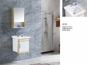 Bộ tủ lavabo nhôm Veurro VR-812