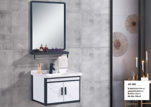 Bộ tủ lavabo nhôm Veurro VR-802
