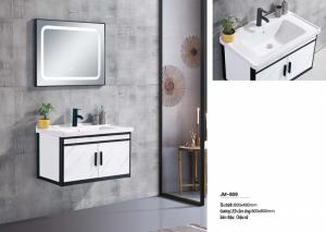Bộ tủ lavabo nhôm Veurro VR-809