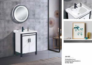 Bộ tủ lavabo nhôm Veurro VR-810