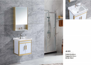 Bộ tủ lavabo nhôm Veurro VR-813
