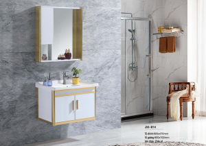 Bộ tủ lavabo nhôm Veurro VR-814