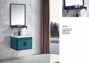 Bộ tủ lavabo nhôm Veurro VR-822