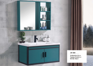 Bộ tủ lavabo nhôm Veurro VR-829