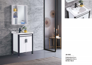Bộ tủ lavabo nhôm Veurro VR-842