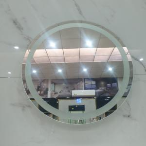 Gương LED Tròn Cao Cấp VRPK 6038
