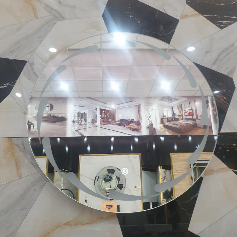 Gương LED Tròn Cao Cấp VRPK 6037
