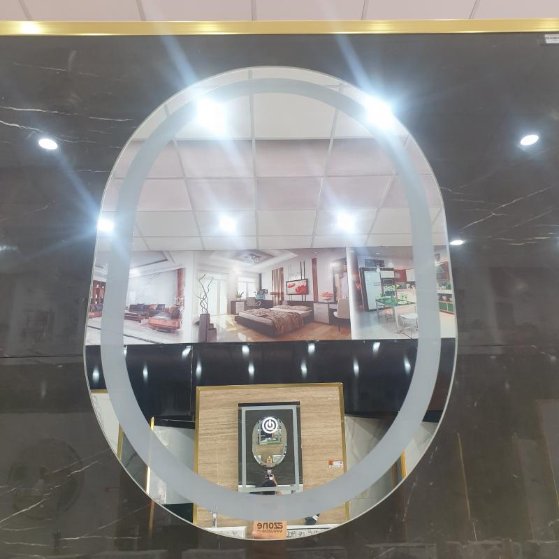 Gương LED Oval Cao Cấp VRPK 6036