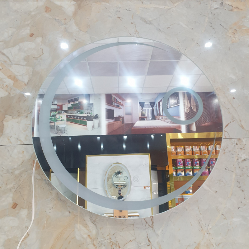 Gương LED Vuông Cao Cấp VRPK 6035
