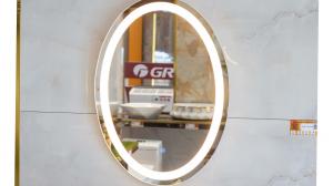 Gương LED Oval Cao Cấp VRPK 6034