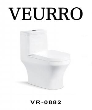 BỒN CẦU 1 KHỐI CAO CẤP VEURRO VRBC-0882