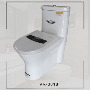 BỒN CẦU 1 KHỐI CAO CẤP VEURRO VR-0818