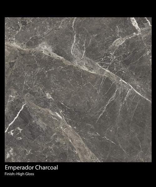 Gạch Ấn Độ 800mmx800mm EMPERADOR CHARCOAL