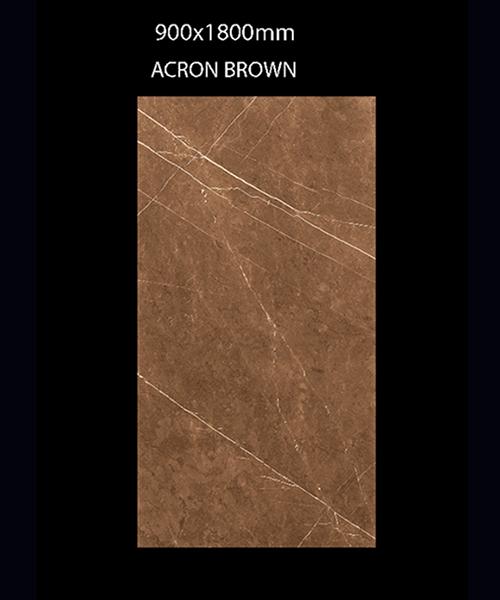 Gạch Ấn Độ 900mmx1800mm ACRON BROWN