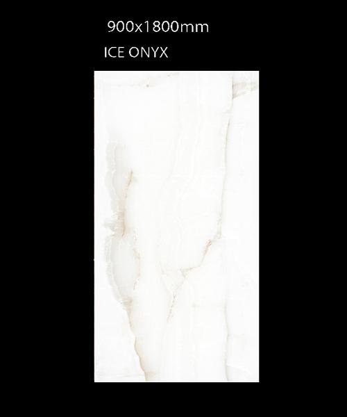 Gạch Ấn Độ 900mmx1800mm ICE ONYX