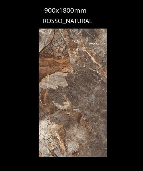 Gạch Ấn Độ 900mmx1800mm ROSSO NATURAL
