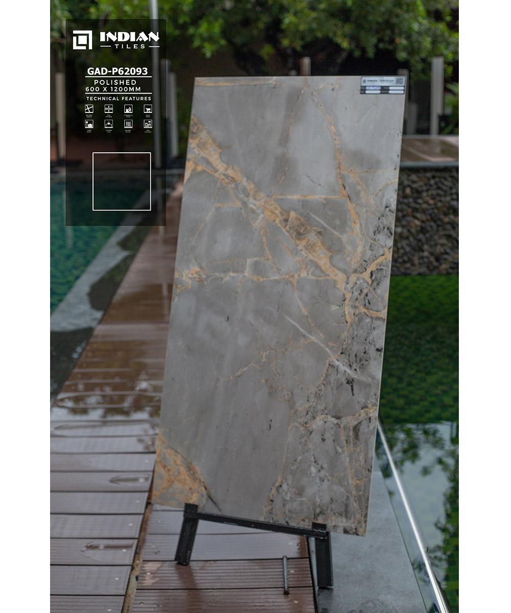 Gạch Ấn Độ 600mm*1200mm GAD-P62093