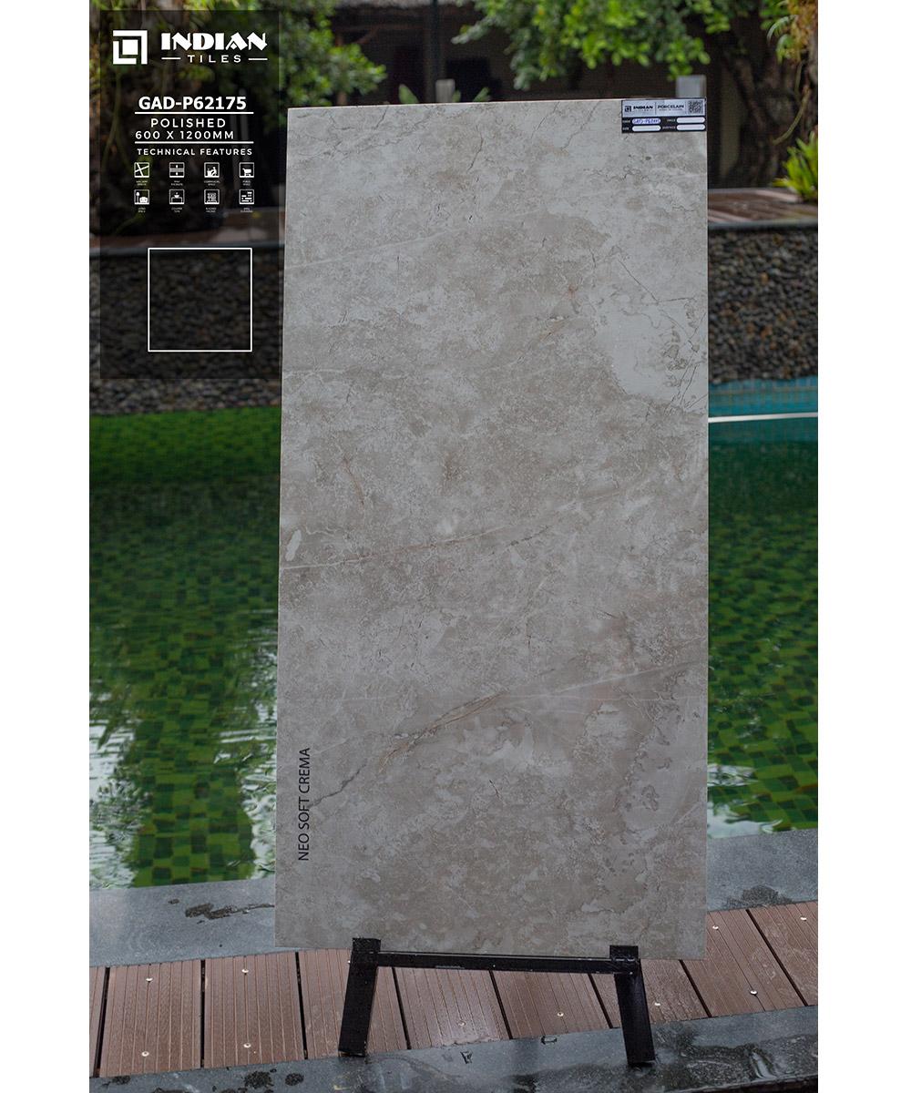 Gạch Ấn Độ 600mm*1200mm GAD-P62175
