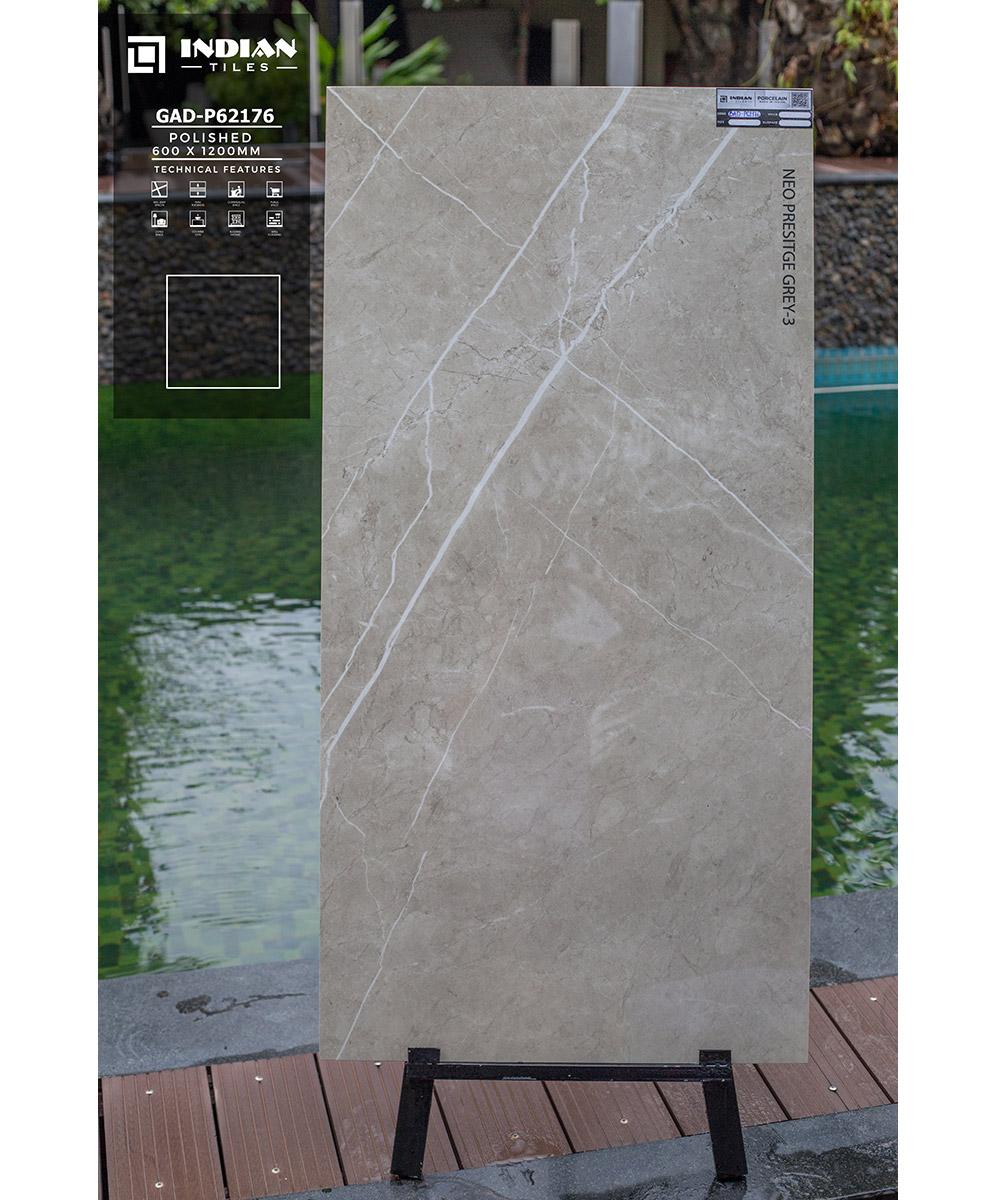 Gạch Ấn Độ 600mm*1200mm GAD-P62176