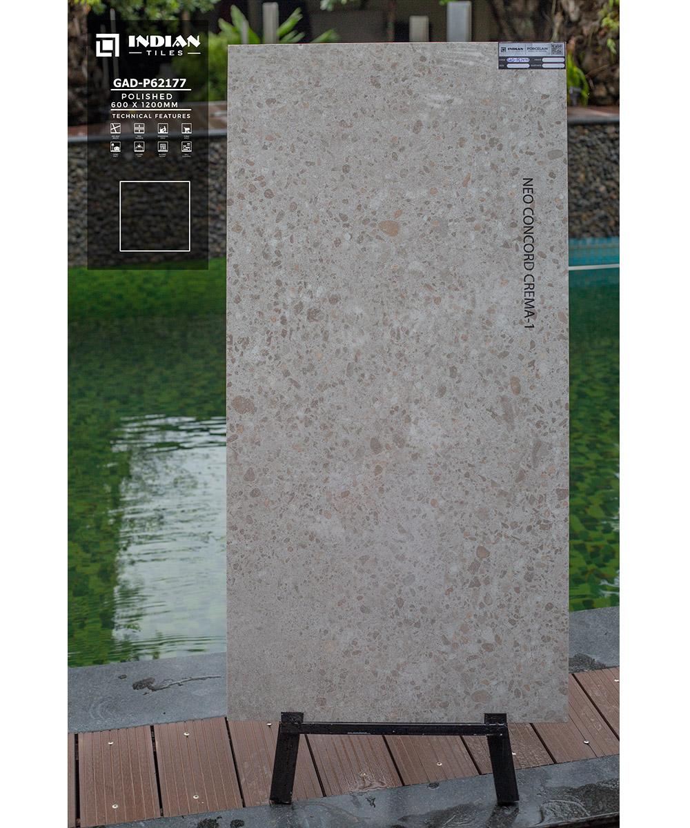 Gạch Ấn Độ 600mm*1200mm GAD-P62177