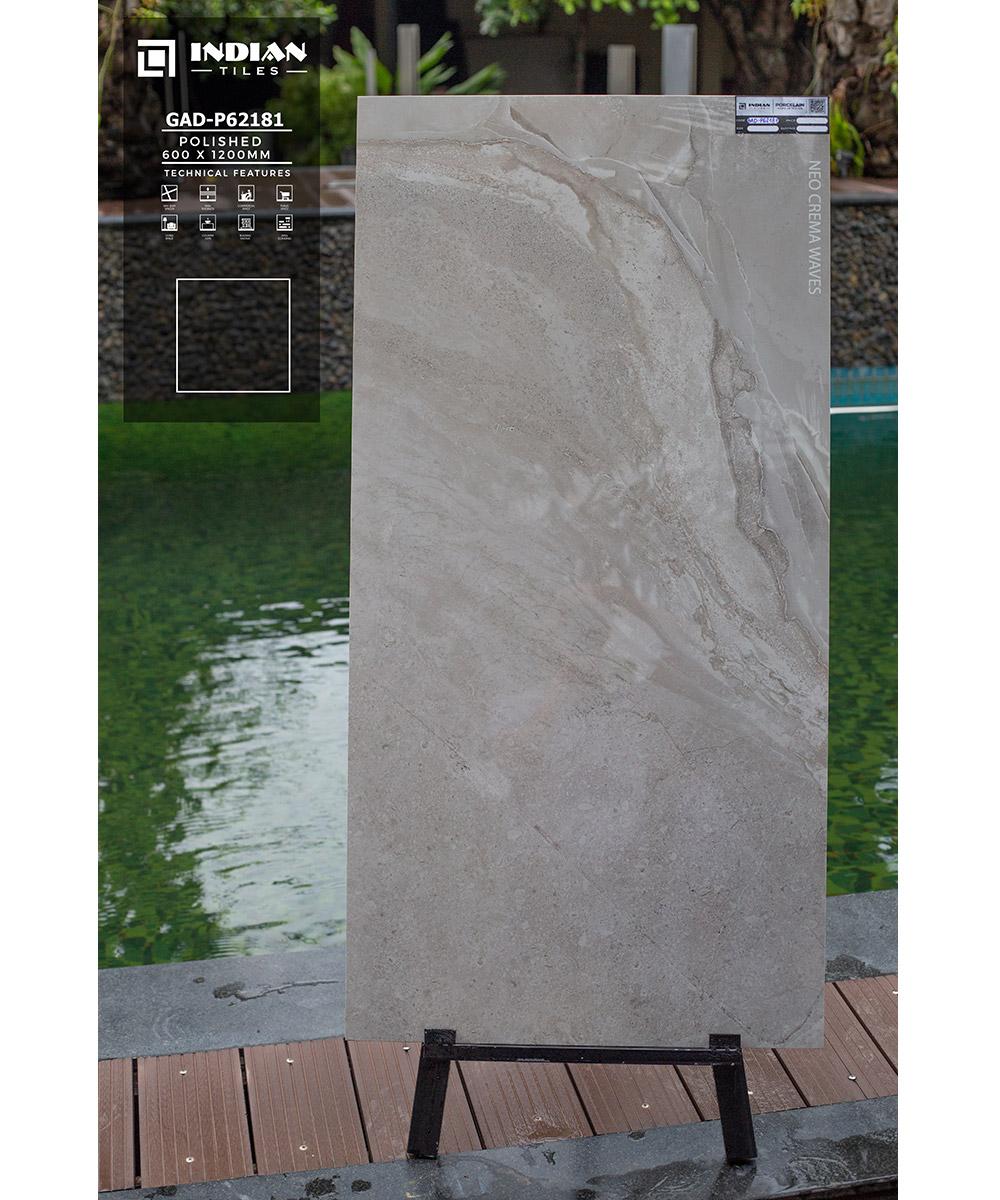 Gạch Ấn Độ 600mm*1200mm GAD-P62181