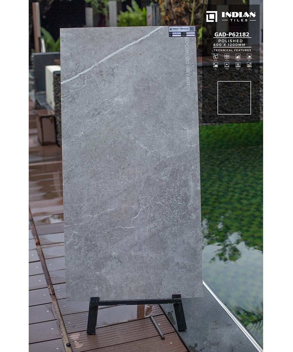 Gạch Ấn Độ 600mm*1200mm GAD-P62182