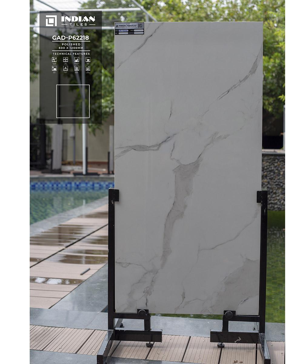 Gạch Ấn Độ 600mm*1200mm GAD-P62218