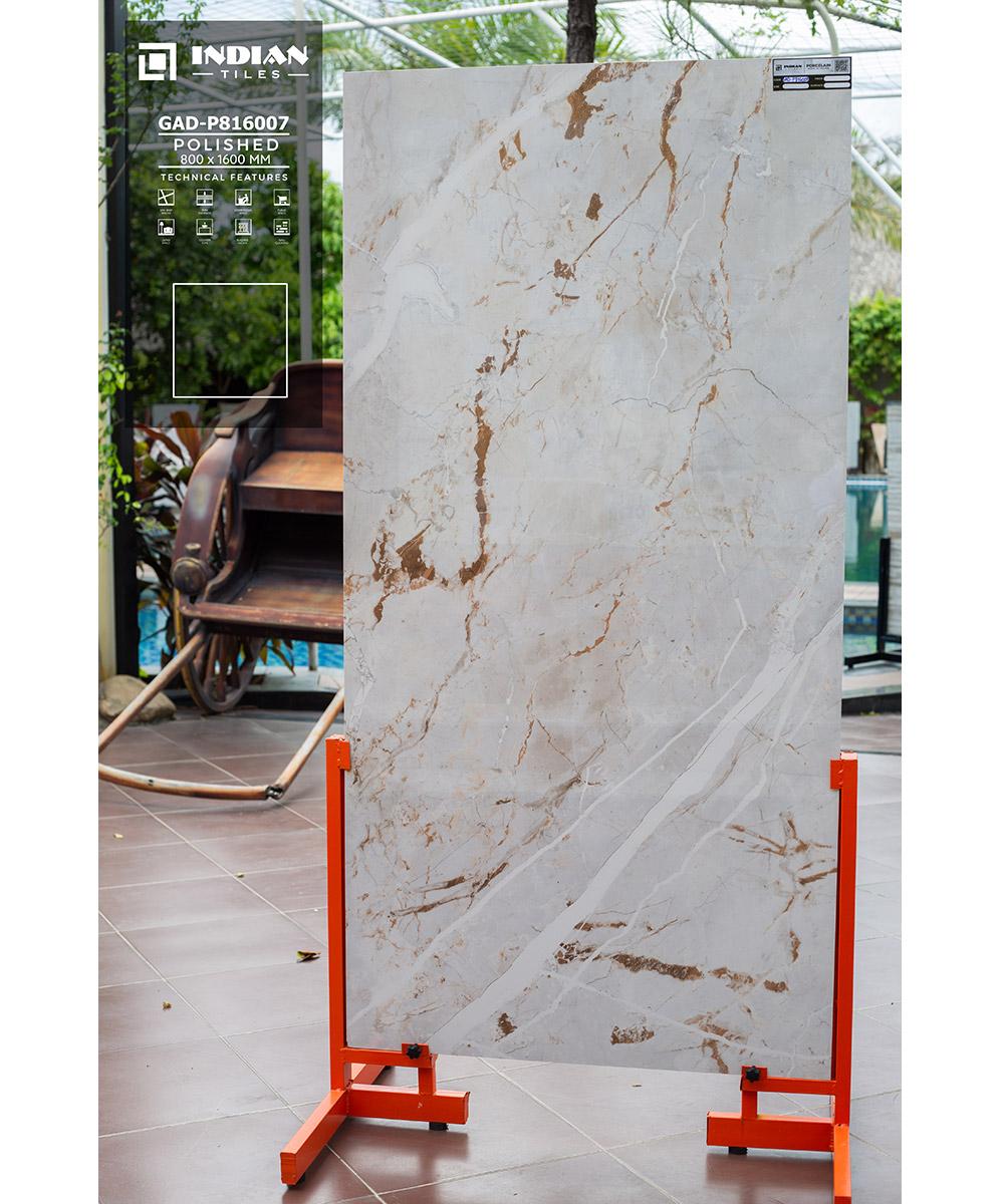 Gạch Ấn Độ 800mm*1600mm GAD-P816007