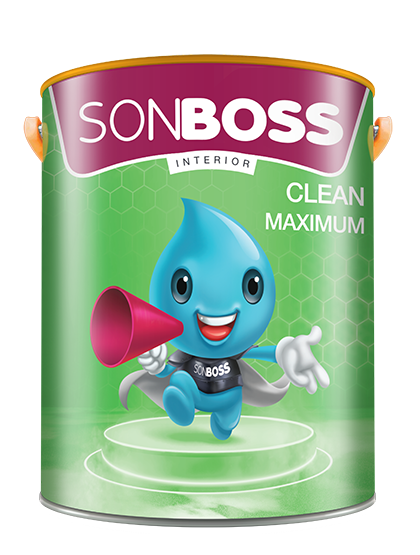 SONBOSS INT CLEAN MAXIMUM 4,375L