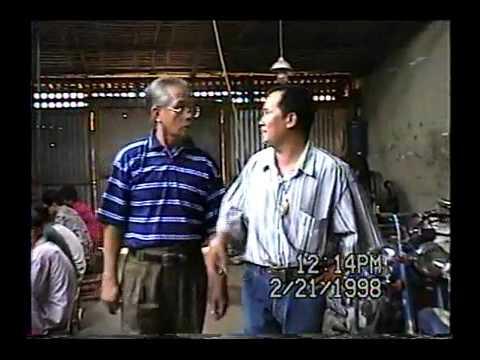 Khai Trương Lò Kềm VIBA 1998 P2