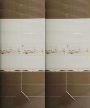 Gạch ốp tường 300x600 - 7906