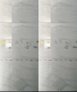 Gạch ốp tường 300x600 - 7907
