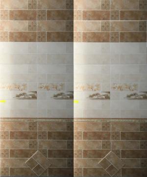 Gạch ốp tường 300x600 - 7916