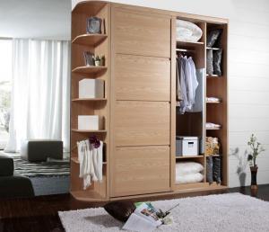 Cách chọn tủ quần áo trong phòng ngủ để hợp phong thủy, đầy tài lộc