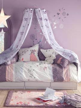 Khám phá cách thiết kế nội thất phòng ngủ cực kỳ sinh động cho các bé