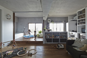 Học người Nhật cách sống cực thoải mái trong những căn hộ mini