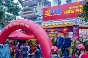 Khai Trương Showroom Azone Tại Quận Tân Phú