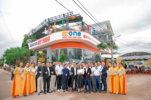 Khai trương văn phòng đại diện VLXD Duy Phong tại An Nhơn, Bình Định