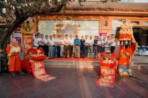 Buổi Lễ Khai Truơng showroom 147/147 tại quận Bình Tân