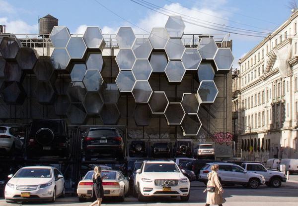 Những căn hộ in 3D treo trên các tòa nhà cao tầng ở New York
