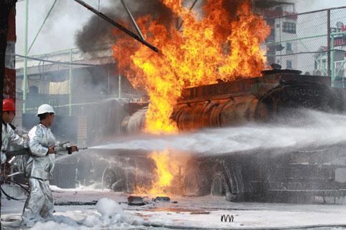 Luật phòng cháy chữa cháy 2001
