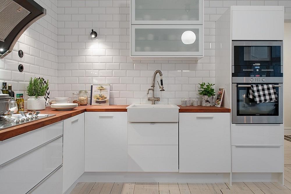 Những cách chọn gạch ốp tường bếp chuẩn nhất