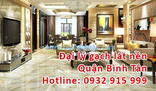 Đại lý gạch tại Quận Bình Tân