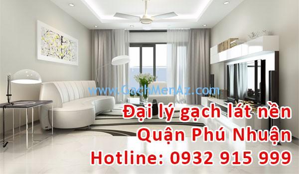 Đại lý gạch lát nền, gạch ốp tường tại Quận Phú Nhuận